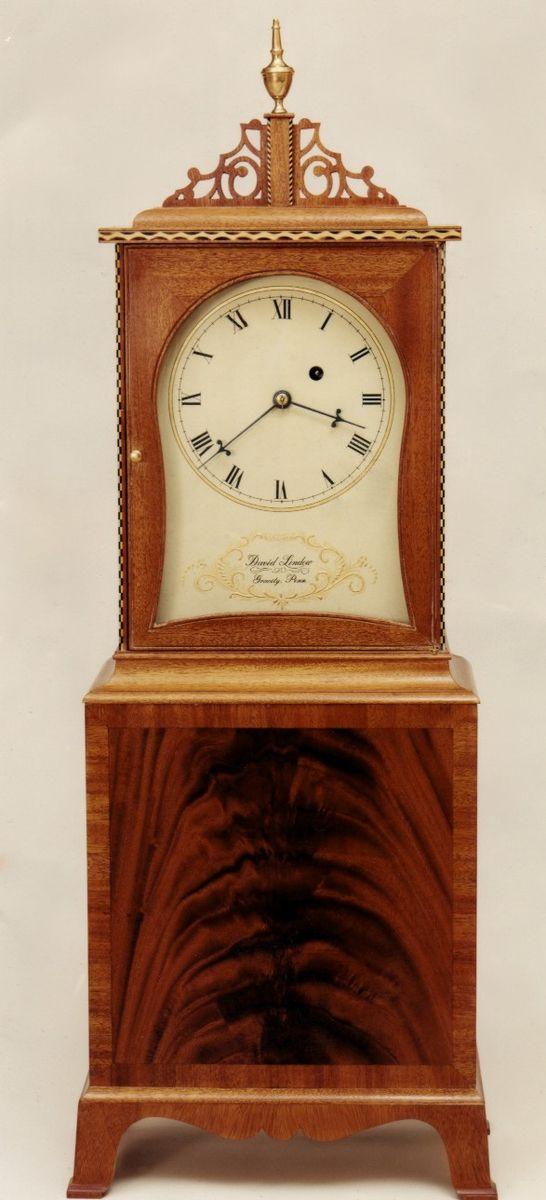 19th century thomas seymour design mantle clock - Mantle Clock