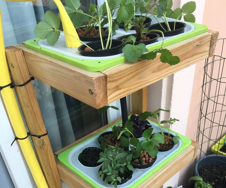 Easy Hydroponic Garden Ikea Way Hydroponics Diy 400 x 300