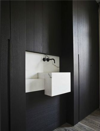 """Could these black """"wood"""" tiles work?"""