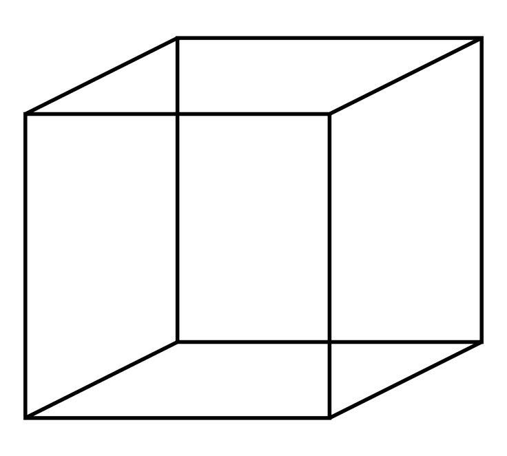 Necker cube - Wikipedia