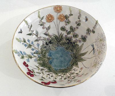 Stacey Manser-Knight - Large Bowl