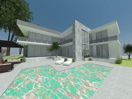 Residência Contemporânea - Arquitetas Bianca e Bárbara - Atelier de Arquitetura - Bianca & Barbara Lehmkuhl
