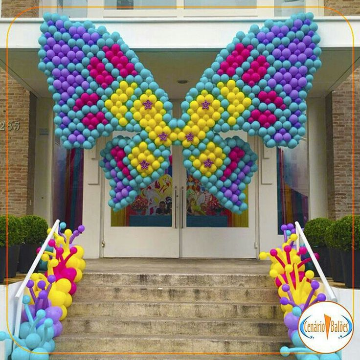 603 Best Images About Balloon Sculpture Designs On