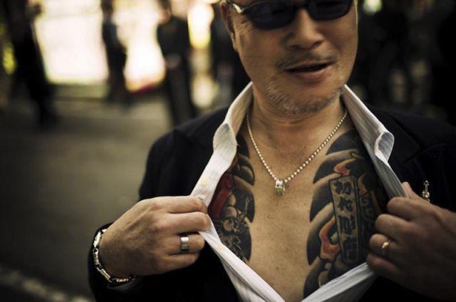 japanese yakuza | The Japanese Yakuza Mafia (30 pics) - Izismile.com
