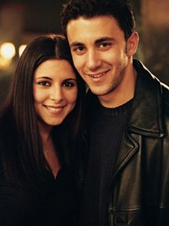 Meadow Soprano and Jackie Jr