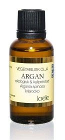 Köp Arganolja ekologisk kallpressad 30 ml på apotea.se