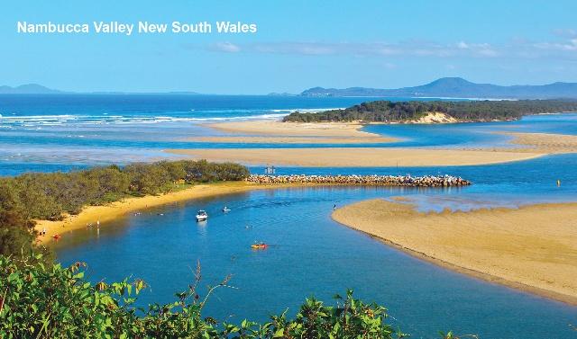 Stunning view Nambucca Heads Mid North Coast NSW
