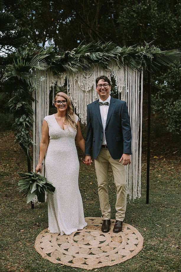 Hummingbird Style & Hire | Jos & Nathan Concept, Style + Hire Hummingbird Style & Hire. Photography Carly Tia Photography  Venue The Belongil  Florist Poppy & Ivy  Lighting North Coast Events