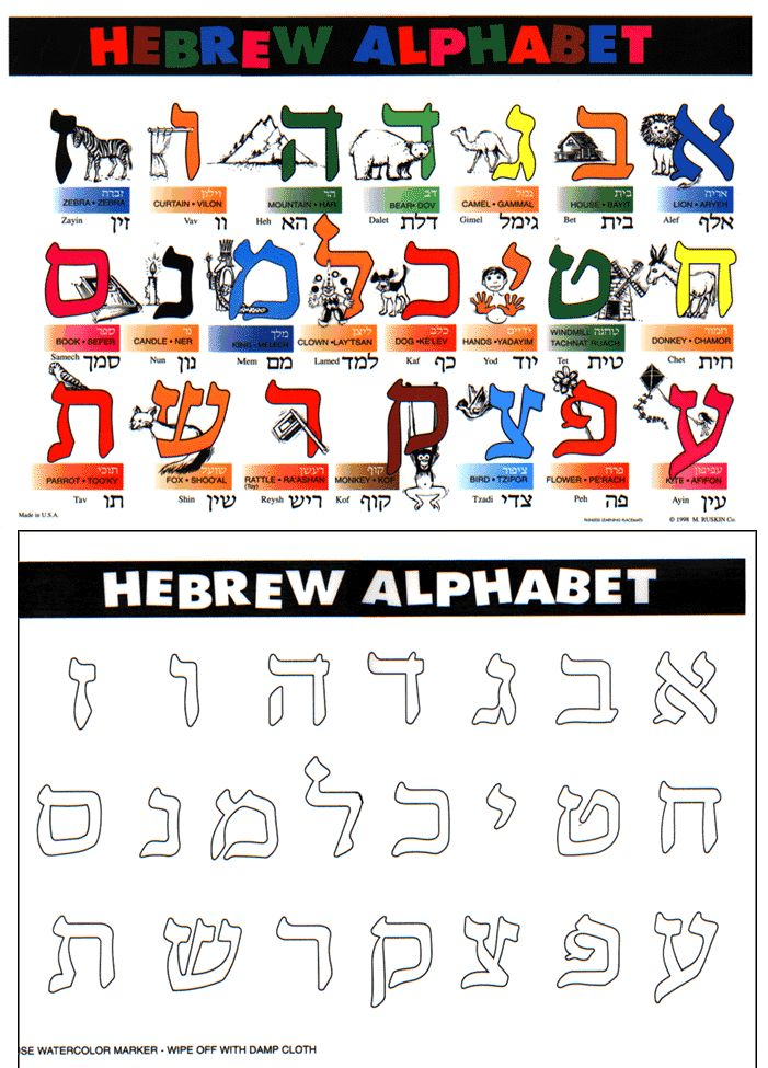 Coloring Pages Hebrew Alphabet : Best hebrew images on pinterest calligraphy