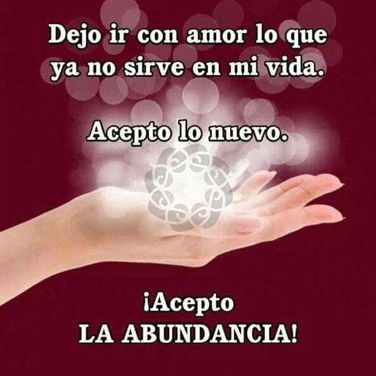Decreto del día: soy un ser abundante... Nada me falta... ___________________________________________ GO! NAMASTE ॐ #pienso_en_positivo #citas #hooponopono #emprendedores #emprende #vive #yoga #felicidad @by.piensoenpositivo . Compártela Etiqueta a Otros PIENSA EN POSITIVO VIVE EN POSITIVO