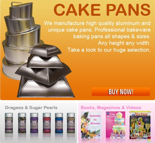 Cake supply store