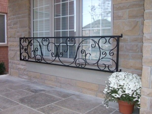 Window Grilles – Nice Units For Window Protection - Decor10