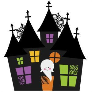274 best images about Cards - Halloween Houses, Trees & Fences on ...