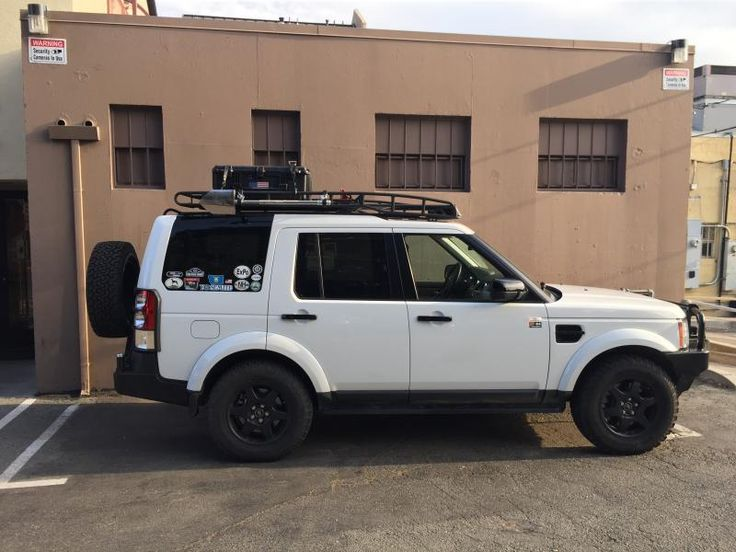 rover diy interesting discovery roof pictures rack custom landrover land