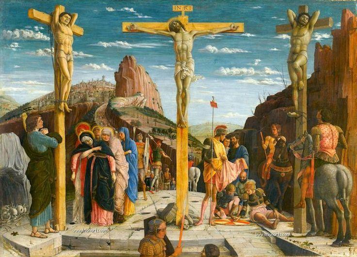 Andrea Mantegna: El Renacimiento Italiano - TrianartsTrianarts