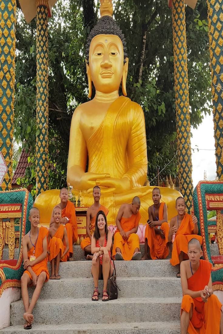 """Vang Vieng, Laos noya163 """"This was taken in Vang Vieng in Laos , in a monks school. It was one of the coolest cities I've ever been to!"""""""