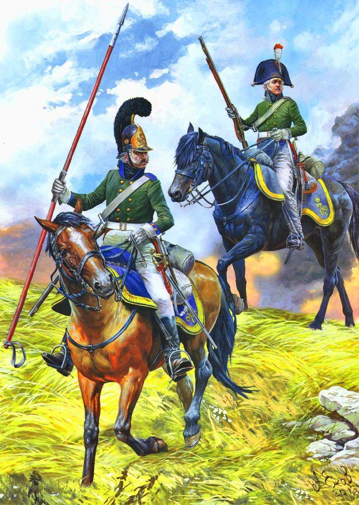 Russian Dragoons 1800-06
