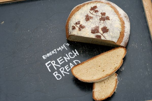 Robert May's French Bread (a 354-year old recipe) #bread   girlichef.com