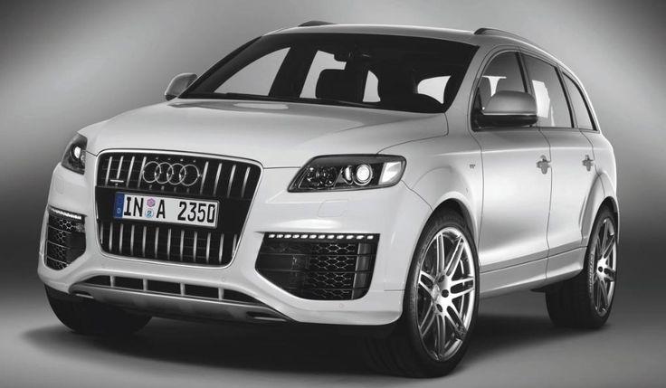 Awesome Audi Suv 2014