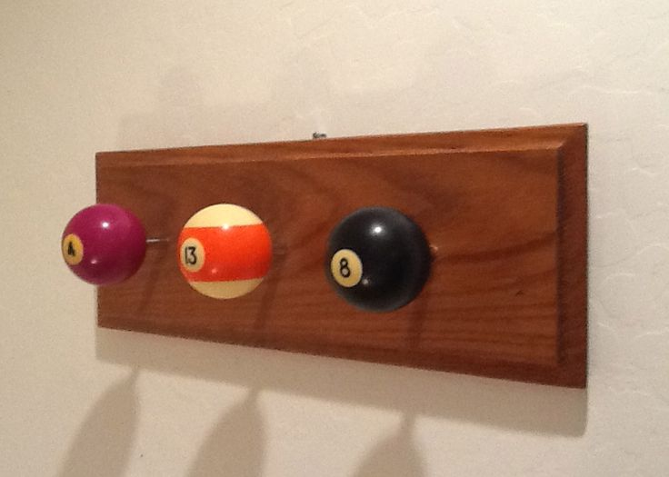 15 Best Images About Pool Ball Projects On Pinterest