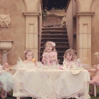 Vintage Tea Party Shoot, Michelle Harkness Photography