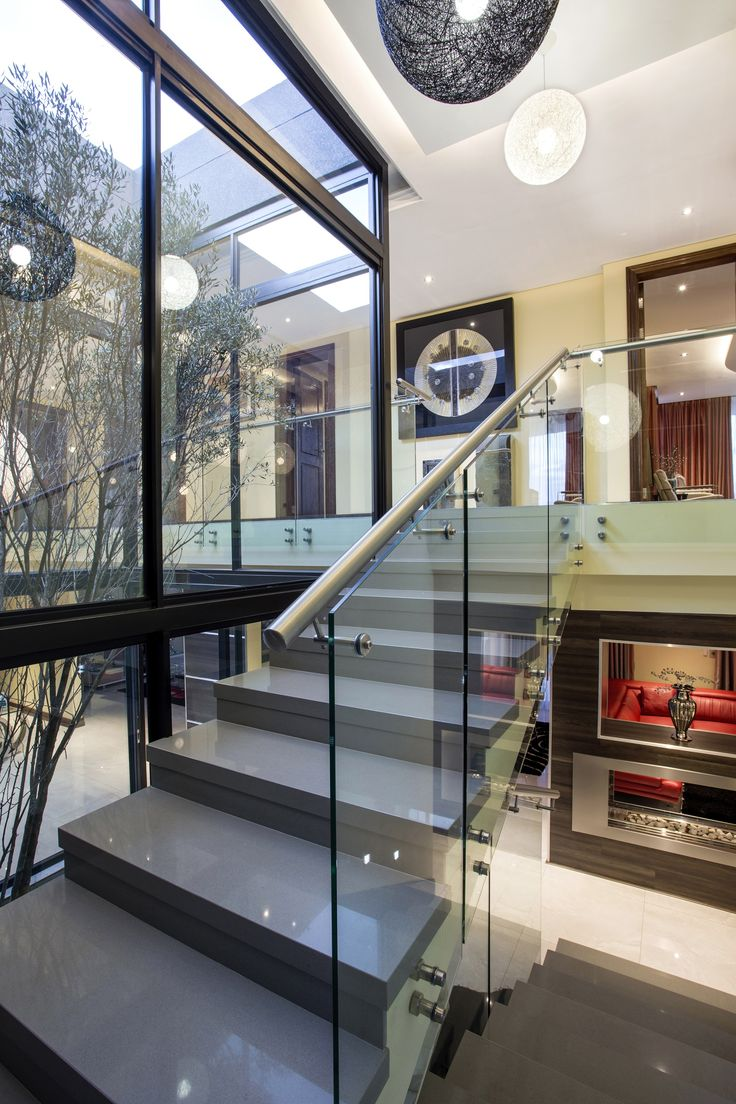 Staircase | House Harris | Residential Architecture | FM Architects #architecture #design #dreamhome