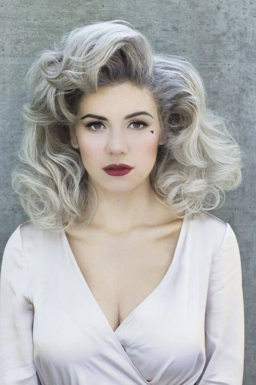 Marina and the Diamonds.  Electra Heart era