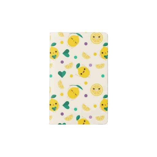 Oh lala lemon - Carnet de poche