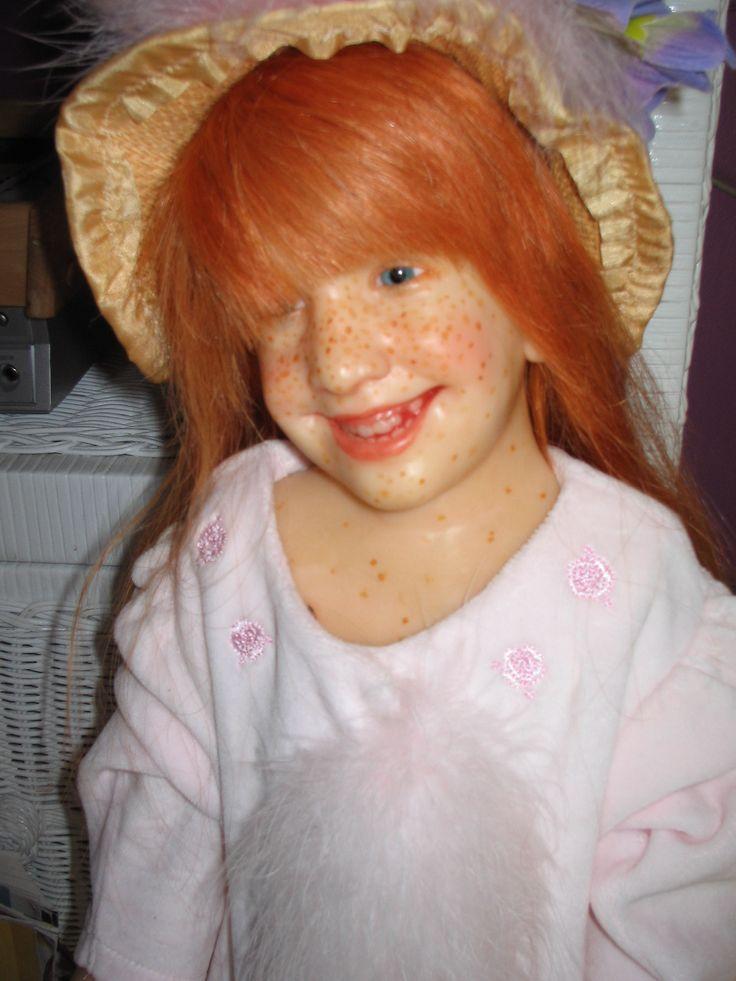 Redhead Freckled Toys