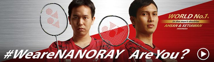 Rakieta Badmintonowa NANORAY 900 NEW, YONEX
