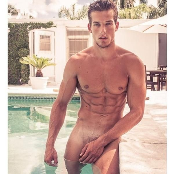 All male man nude naked