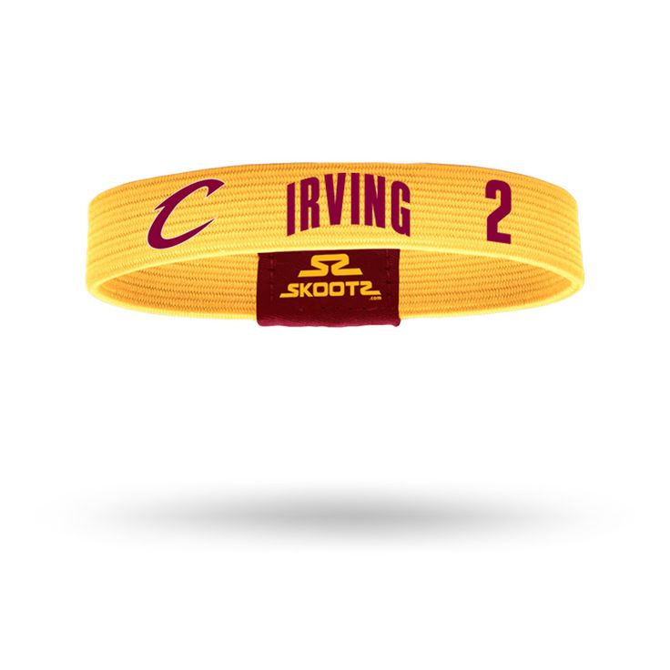 Cleveland Cavaliers Kyrie Irving Wristband