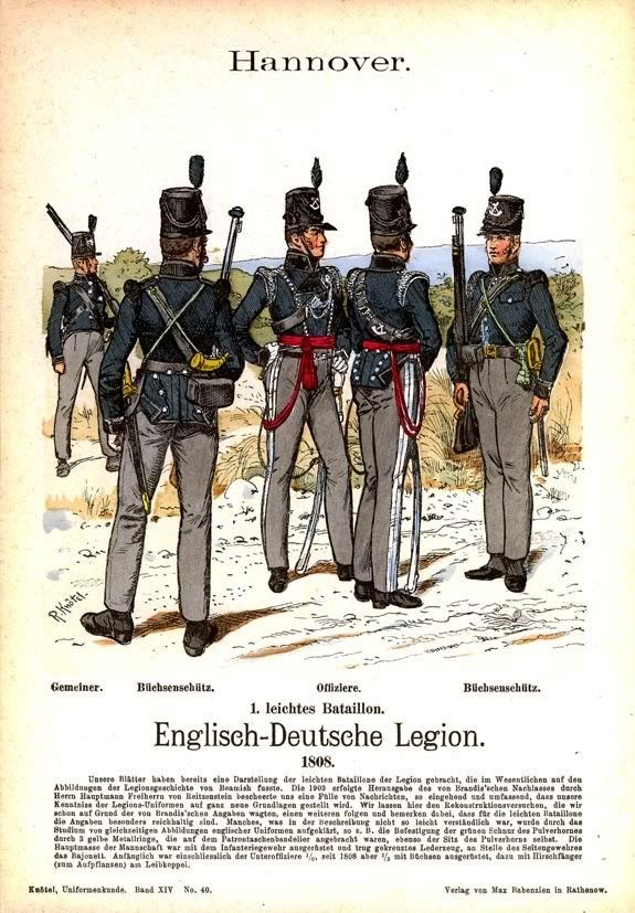 King's German Legion