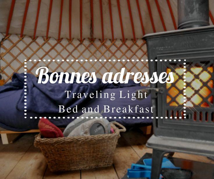 A night in a yurt in Yukon, Canada