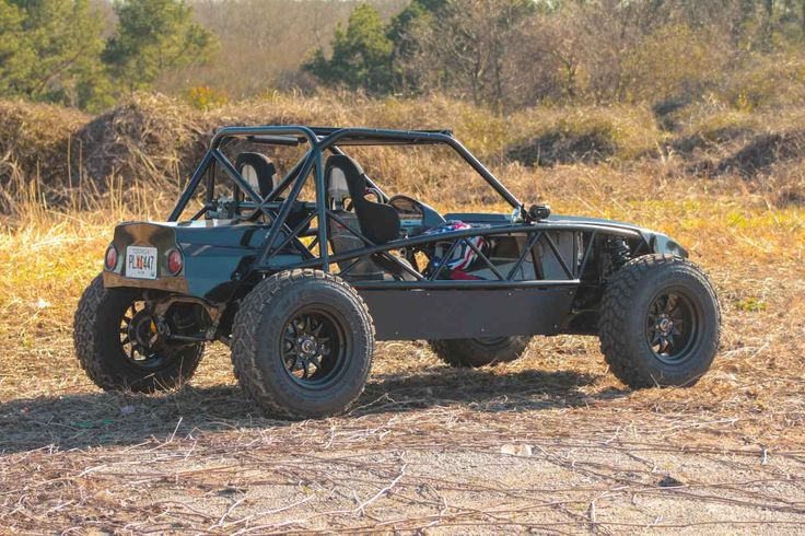 The Exocet Is the GravelSpewing Beast You've Been Waiting