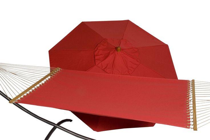 Phat Tommny Umbrella and Hammock Combo