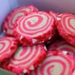Valentines Day Sweet Swirl Cookies: Valentine'S Day, Valentines Day Food, Food Colors, Swirls Cookies, Sugar Cookies, Valentines Cookies, Valentines Day Ideas, Sweet Swirls, Cookies Recipes