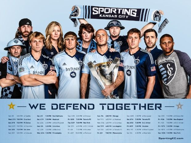 Wallpapers | Sporting Kansas City