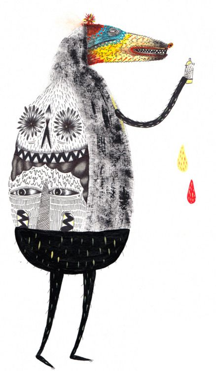 .: Illustrations Art, Art Illustrations, Evans Stink, Dese Illustrations, Bd Illustrations, Evans Rossel, Art Inspiration, Art Creatures, 1 Art