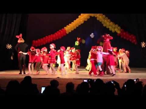 All I want for christmas is you - kids performance - YouTube