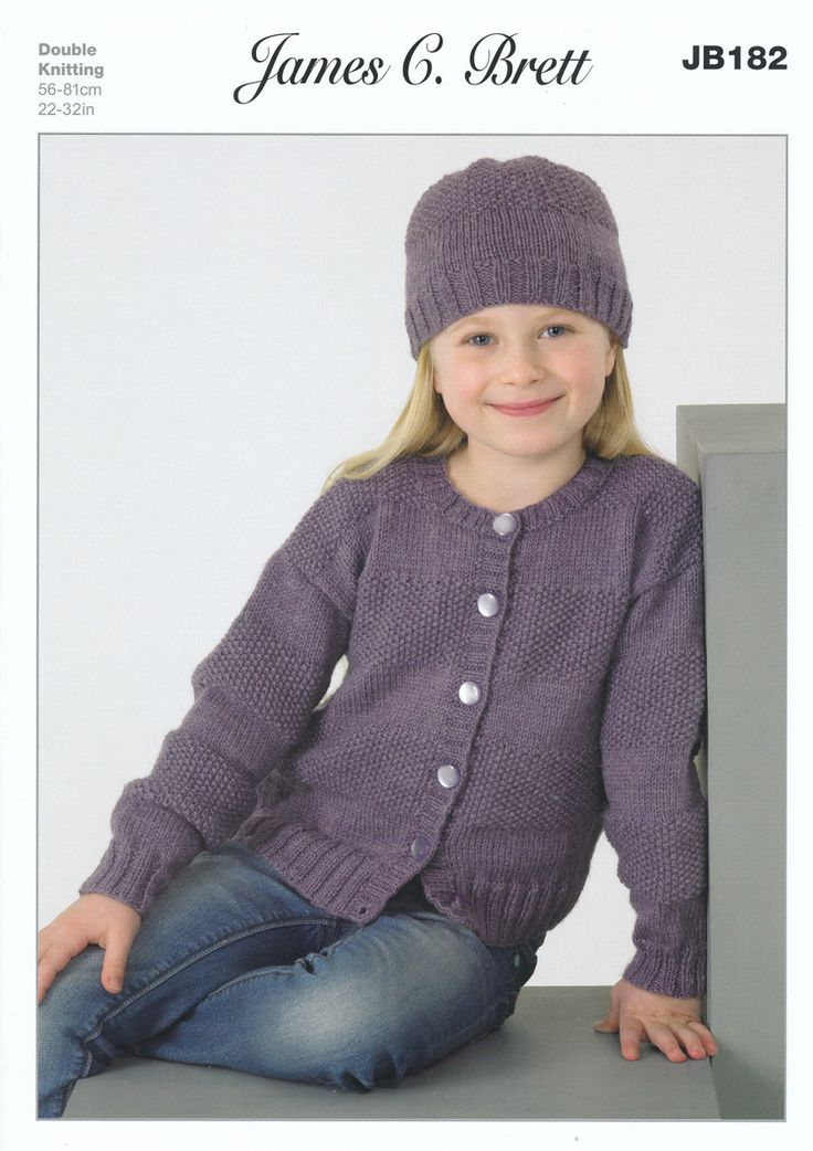 236 Best Knitting Patterns Baby Child Images On Pinterest