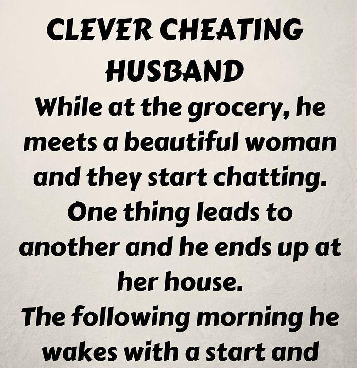 A Clever Husband Funny Lol Husband Jokes Husband Humor Wife Jokes