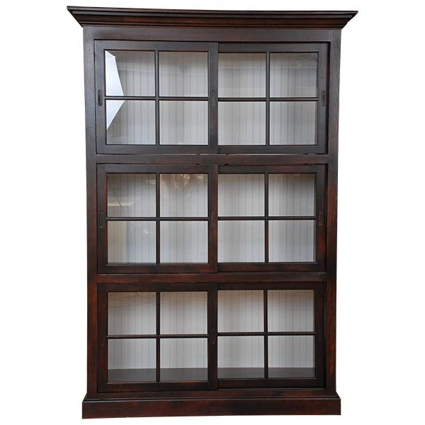 Large Currahee Bookcase   Bare Woods Furniture   Real Wood Furniture Finished Your Way