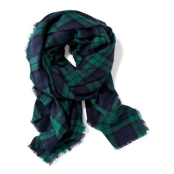 Old Navy Oversized Flannel Scarf ($19) ❤ liked on Polyvore featuring accessories, scarves, black blue plaid, tartan plaid shawl, oversized scarves, old navy, plaid shawl and old navy scarves