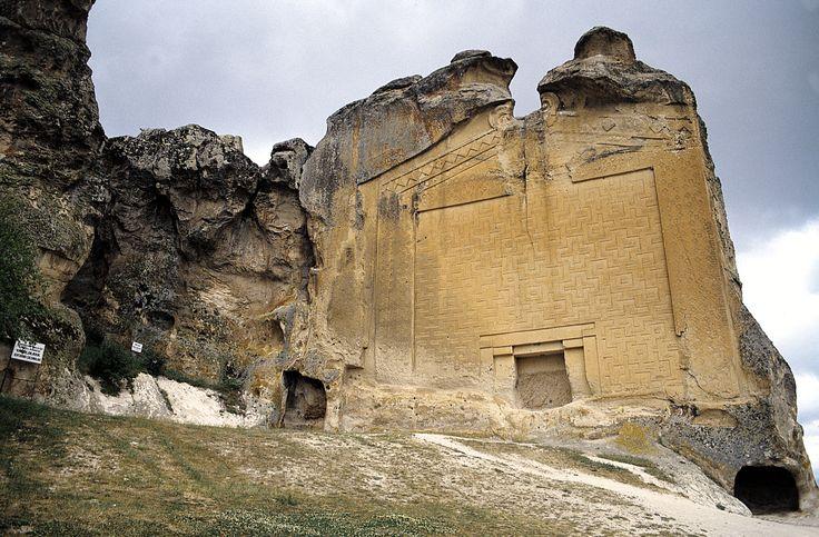 Midas Anıtı Yazılıkaya