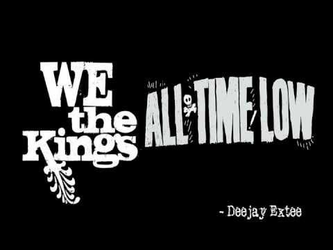 All Time Low & We The Kings Mashup (Check Yes Juliet-Dear Maria, Count Me In) - Deejayextee - YouTube