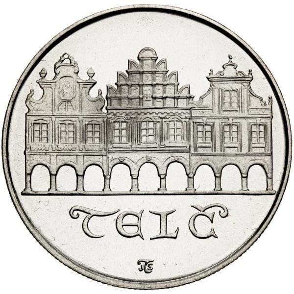 Telč - 1986