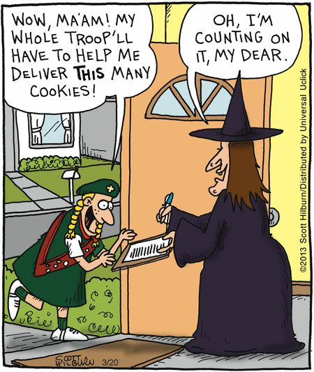 halloween witch comics - Halloween Witch Cartoon