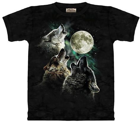 Three Wolf Moon Shirts at AllPosters.com