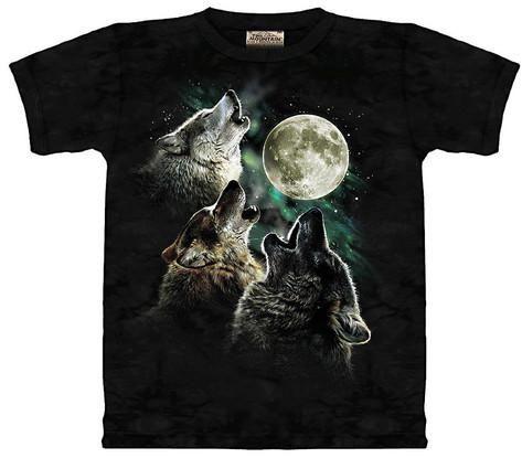 Three Wolf Moon Shirts at AllPosters.com